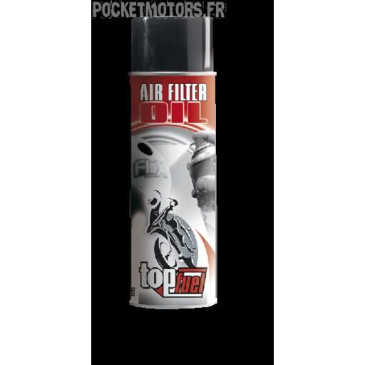 Spray pour mousse de filtre à air TOP FUEL
