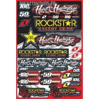 Kit déco RockStar