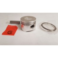 Piston 52.4mm quad 110cm3 complet