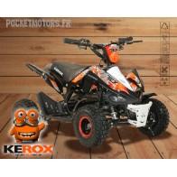 "Pocket quad KEROX Rex 49cm3 (roues 4"")"