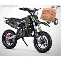 Pocket Bike cross RX49cm3 vert