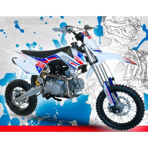 Pit Bike / Dirt Bike BASTOS 140 MXF