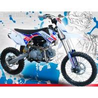 Pit Bike / Dirt Bike BASTOS 150 MXF grandes roues 14/17