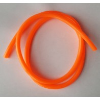 Durite d'essence 5mm orange, 1m