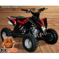Quad enfant Kerox 110cm3 MKT moteur 4 temps (rouge)
