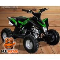 Quad enfant Kerox 110cm3 MKT moteur 4 temps (vert)