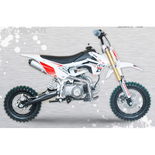 Pit Bike / Dirt Bike BASTOS BS 90 semi-automatique