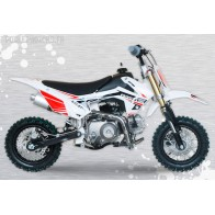 Mini Pit bike BS 90 semi automatique