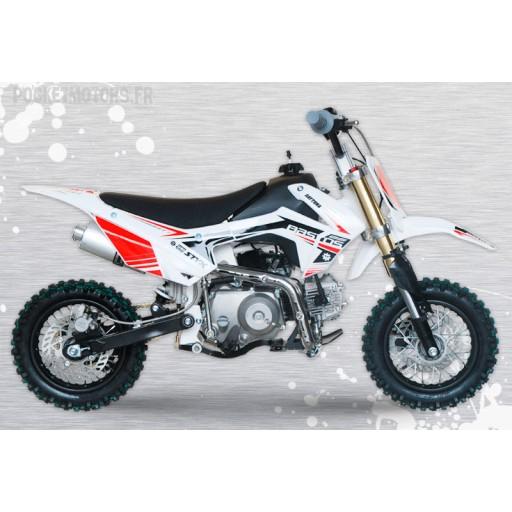 Mini Pit bike BS 90 semi automatique