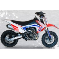 Mini Pit bike Bastos L50 automatique 2018