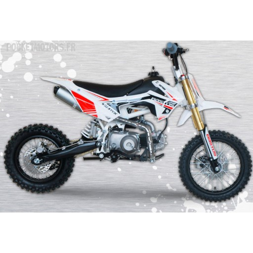 Pit Bike / Dirt Bike BASTOS BS 125 SA semi-automatique