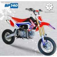 Pit Bike / Dirt Bike BASTOS 140 BP