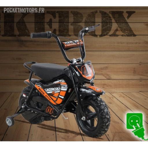 poket bike électrique à roulettes