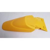 Garde-boue arrière KLX AGB29 AGB30 PRO2 AMD5 (jaune)