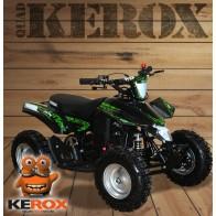 Pocket quad KEROX 49cm3 (roues de 6 pouces) ROCK