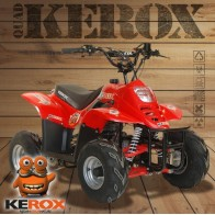 Quad enfant Kerox Puma 110cm3 moteur 4 temps