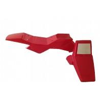 Carénage Pocket Quad complet (rouge) premier model