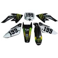 Kitdécoration CRF70 Monster Energy