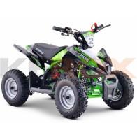 "Pocket quad KEROX Rex 49cm3 (roues 6"")"