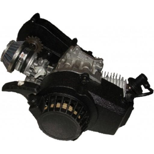 moteur 49cc avec démultiplicateur