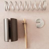 Kit pièces carburateur Pocket (boisseau, aiguille, clips, ressort)