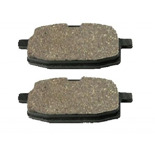 Plaquettes de freins arrière Pitsterpro, RSR