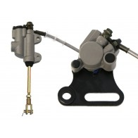 Kit frein arrière hydraulique mono piston (YCF, CRZ, Apollo)