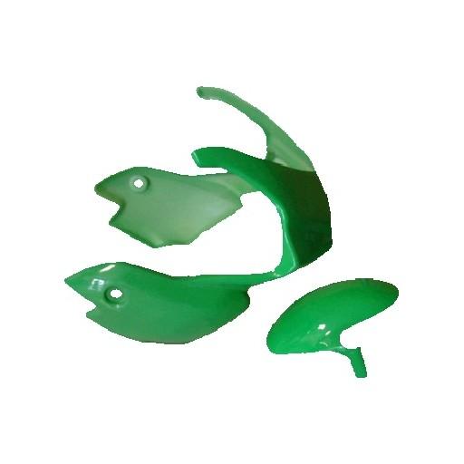 carénage pocket Midi vert