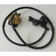 Frein arrière hydraulique pour quad enfant