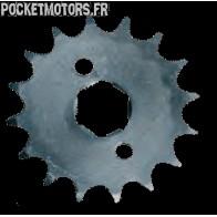 Pignon sortie de boite Dirt bike Pit bike 14dts/428/20
