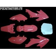 Kit plastique type CRF Rose