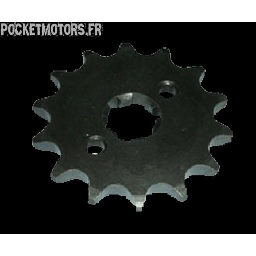 Pignon sortie de boite Dirt bike Pit bike quad 16dts/420/17