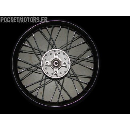 Jante arrière 14 pouces Dirt Bike (moyeu classic)