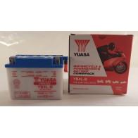 Batterie CB4L-B YUASA pour quad enfant et Dirt bike